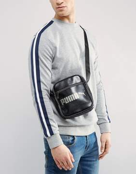 Puma Flight Bag In Black 7453601