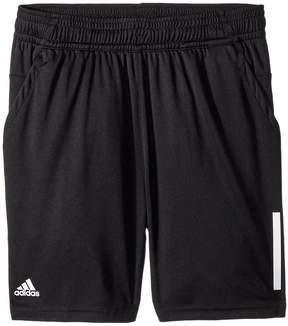 adidas Kids 3-Stripes Club Shorts Boy's Shorts