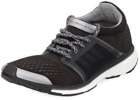 adidas by Stella McCartney Adizero Adios Running Sneaker, Black
