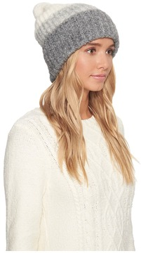 UGG Three Color Lofty Pom Hat Cold Weather Hats