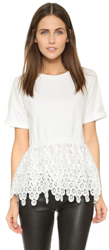 Endless Rose Lace Tee