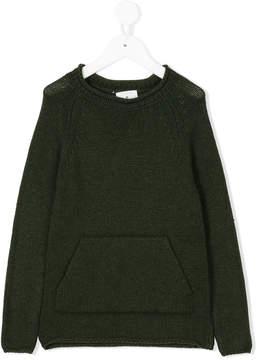 Le Petit Coco Fagiolo knitted sweater