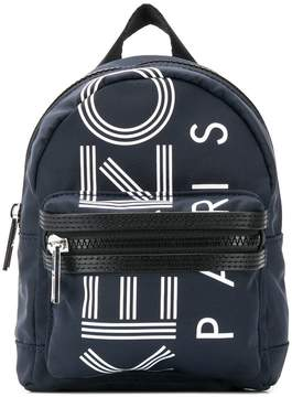 Kenzo mini logo backpack