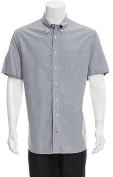 Gitman Brothers Short Sleeve Button-Up Shirt