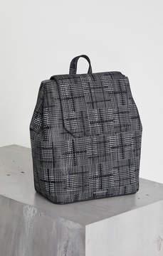 BCBGMAXAZRIA Juliet Plaid Leather Backpack