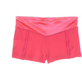 Capezio Girls' Pleat It Pink Short