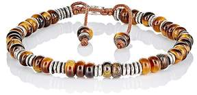M. Cohen Men's Beaded Bracelet