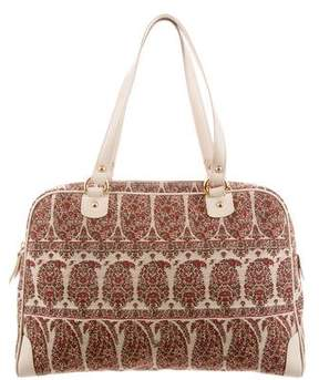 Etro Paisley Handle Bag