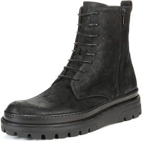 Vince Edgar Waxed Calf Ankle Boot