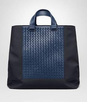 Bottega Veneta Tourmaline Technical Canvas Tote