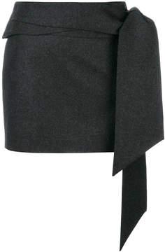 Chalayan greek belt mini skirt