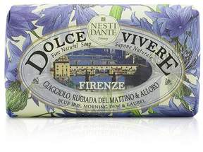 Nesti Dante Dolce Vivere Fine Natural Soap - Firenze - Blue Iris, Morning Dew & Laurel