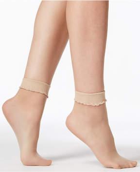 Berkshire Sheer Sheer Ankle Socks Hosiery 6753