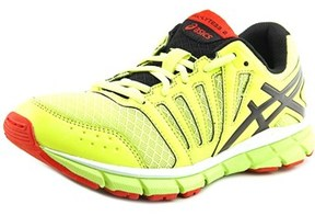 Asics Gel-lyte33 2 Gs Youth Round Toe Synthetic Yellow Running Shoe.