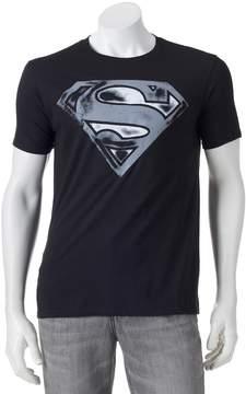 DAY Birger et Mikkelsen Kohl's Men's Superman Distressed Logo Tee
