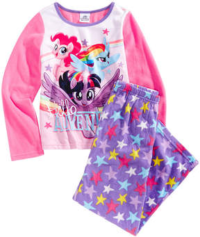 My Little Pony 2-Pc. Hello Adventure Pajama Set, Little Girls (4-6X) & Big Girls (7-16)