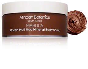 African Botanics African Marula Muti Mud Mineral Body Scrub