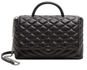 MANGO Quilted chain bag
