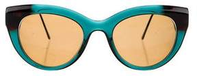 Thierry Lasry Resin Cat-Eye Sunglasses