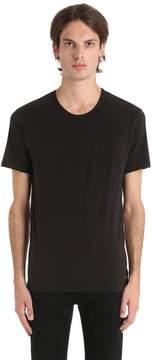 Calvin Klein Underwear Basic Crewneck Stretch Jersey T-Shirt