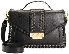 Juicy Couture Canyon Whipstich Soft Satchel