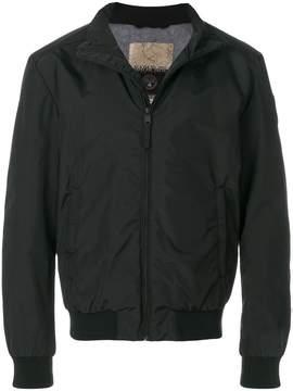 Napapijri hooded bomber jacket