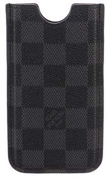 Louis Vuitton Damier Graphite iPhone 5 Hardcase