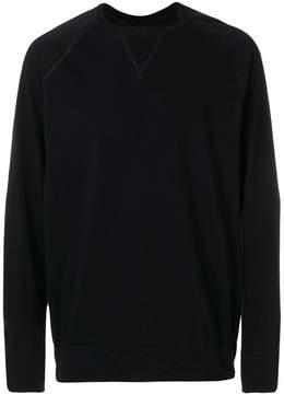 Laneus slouchy sweatshirt