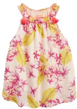 Scotch R'Belle SCOTCH RBELLE Floral Print Trapeze Top