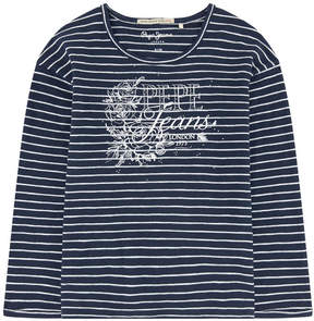 Pepe Jeans Striped cotton top