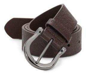 Robert Graham Vince Leather Belt