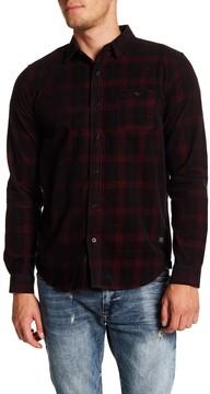 Globe Corded Standard Fit Shirt