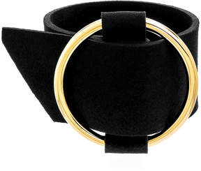 Bliss 14k Gold-Plated Open-Circle Bracelet