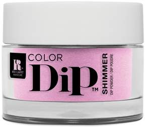 Red Carpet Manicure Nail Color Dipping Powder - Bright As Can Be