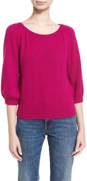 Co Raglan Cashmere Sweater