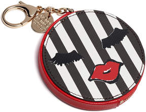 Henri Bendel Lashes And Lips Coin Purse