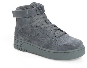 Fila Boy's Usa Fx-100 High Top Sneaker