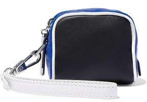 3.1 Phillip Lim Ryder Two-Tone Leather Clutch