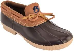 NCAA Women's Auburn Tigers Low Duck Step-In Shoes