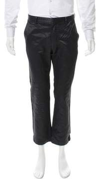 Calvin Klein Collection Cropped Relaxed Pants