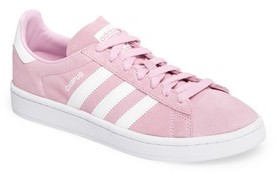 adidas Girl's Campus J Sneaker