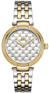JBW Gala Silver Dial Ladies Watch