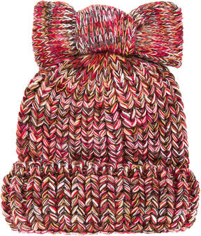 Federica Moretti knitted bow hat