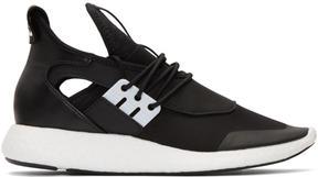 Y-3 Black Elle Run Sneakers