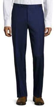 Canali Traveler Wool Trousers