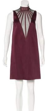 Christopher Kane Embellished Shift Dress w/ Tags