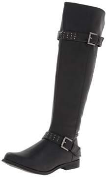 XOXO Women's Brianna Harness Boot.