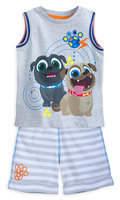 Disney Puppy Dog Pals Shorts Set for Boys