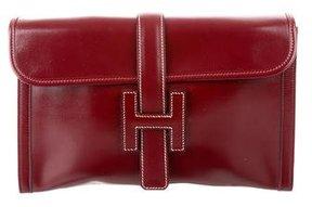 Hermes Vintage Box Jige 29 - RED - STYLE