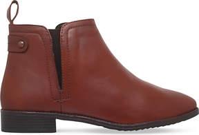 Carvela Comfort Rex leather chelsea boots
